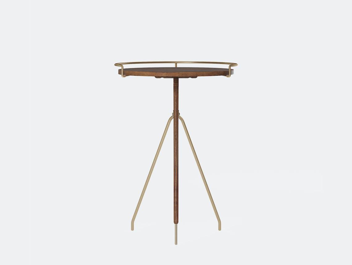 Menu umanoff side table 60 front