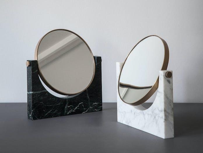 Menu Pepe Marble Mirrors Studiopepe