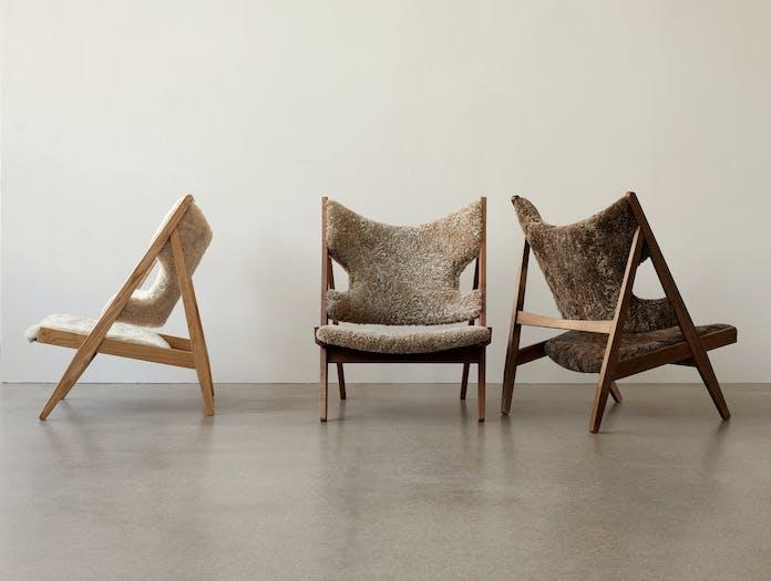 Menu knitting lounge chair story 1