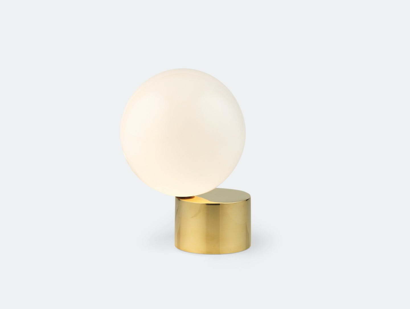 Michael Anastassiades Tip Of The Tongue Table Lamp Brass