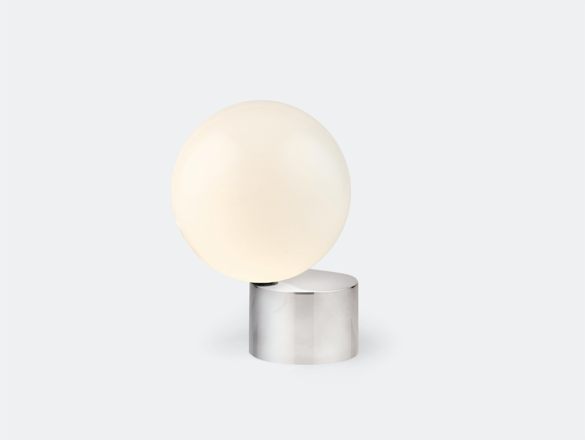 Michael Anastassiades Tip Of The Tongue Table Lamp Nickel