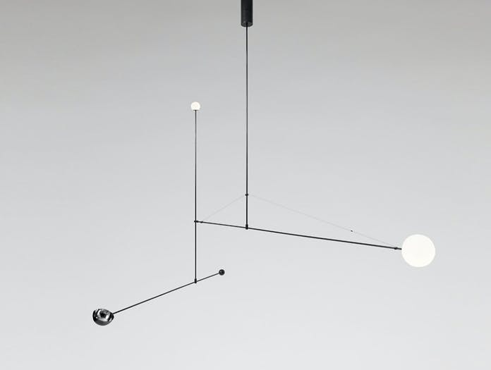 Michael Anastassiades Mobile Chandelier 1 A