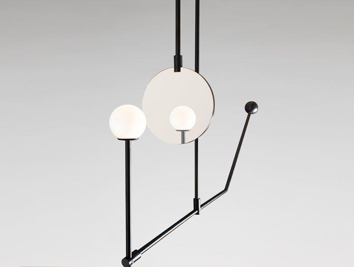 Michael Anastassiades Mobile Chandelier 6 Detail