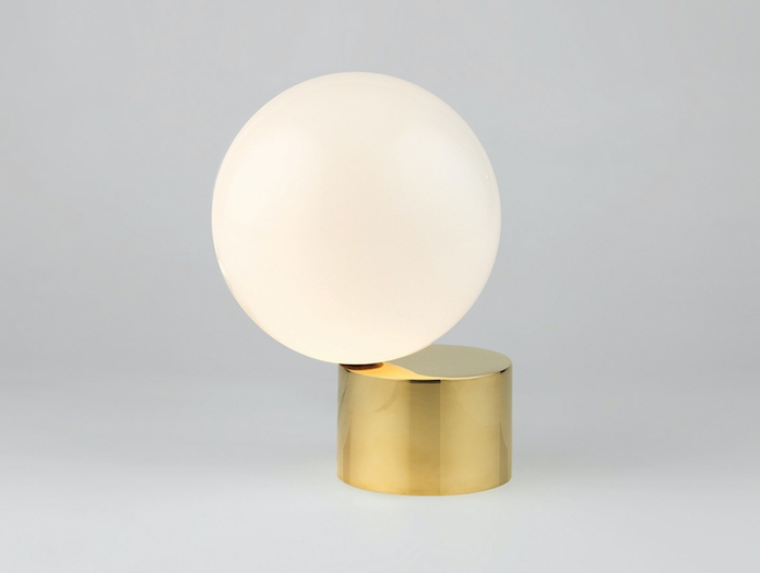 Michael Anastassiades Tip Of The Tongue Table Lamp Brass A