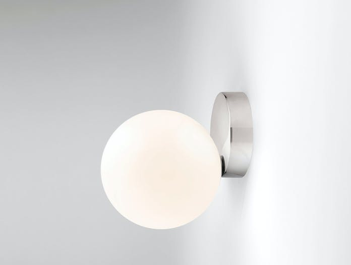 Michael Anastassiades Tip Of The Tongue Wall Lamp Nickel A