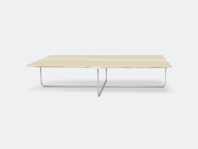 Montis Flint Coffee Table White Ash Square Gert Batenburg
