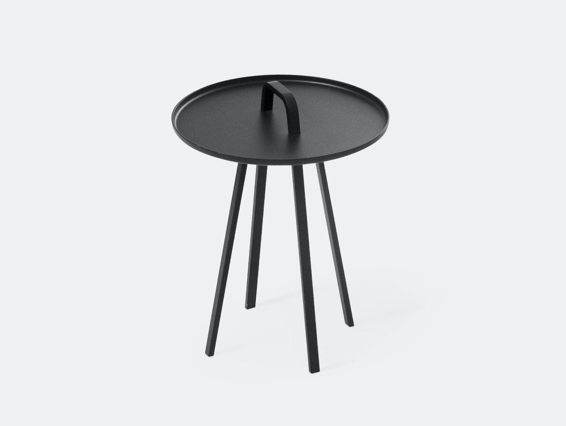 Montis Tor Table Black Lambie Van Hengel
