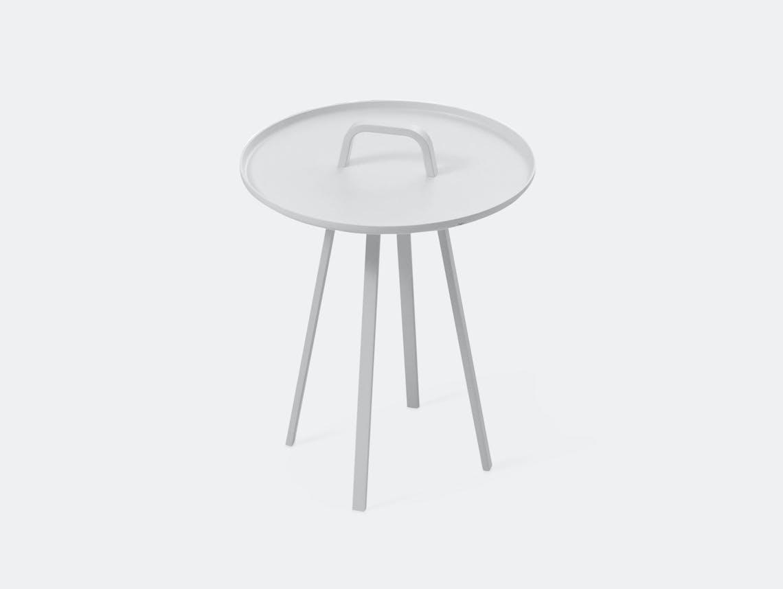 Montis Tor Table White Lambie Van Hengel
