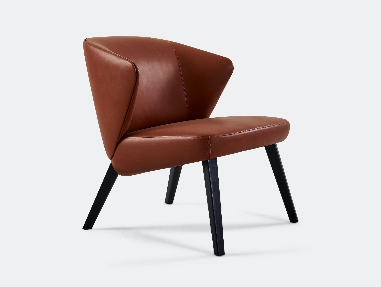 Montis Back Me Up Salon Lounge Leather Arian Brekveld