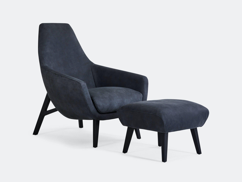 Montis Enzo Lounge Chair Ottoman 1