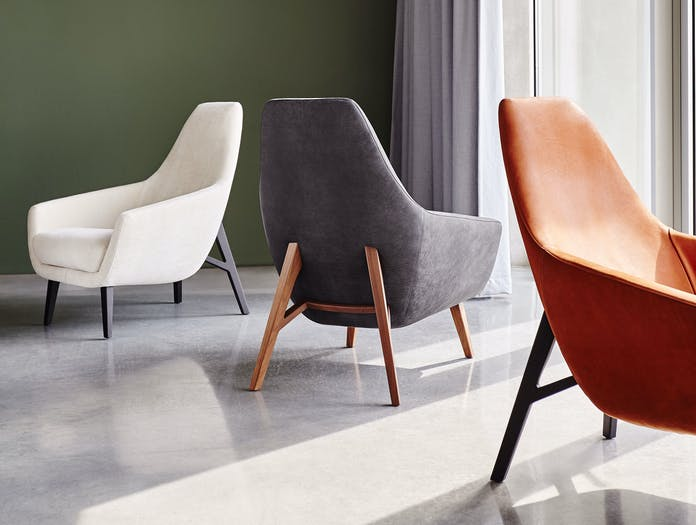 Montis Enzo Lounge Chair 6