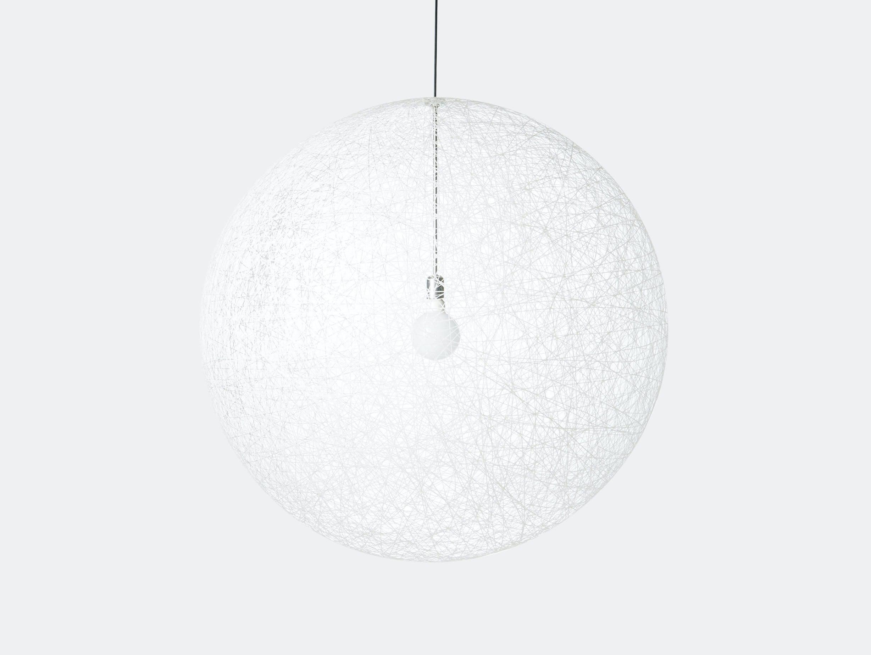 Moooi Random Pendant Light White Bertjan Pot