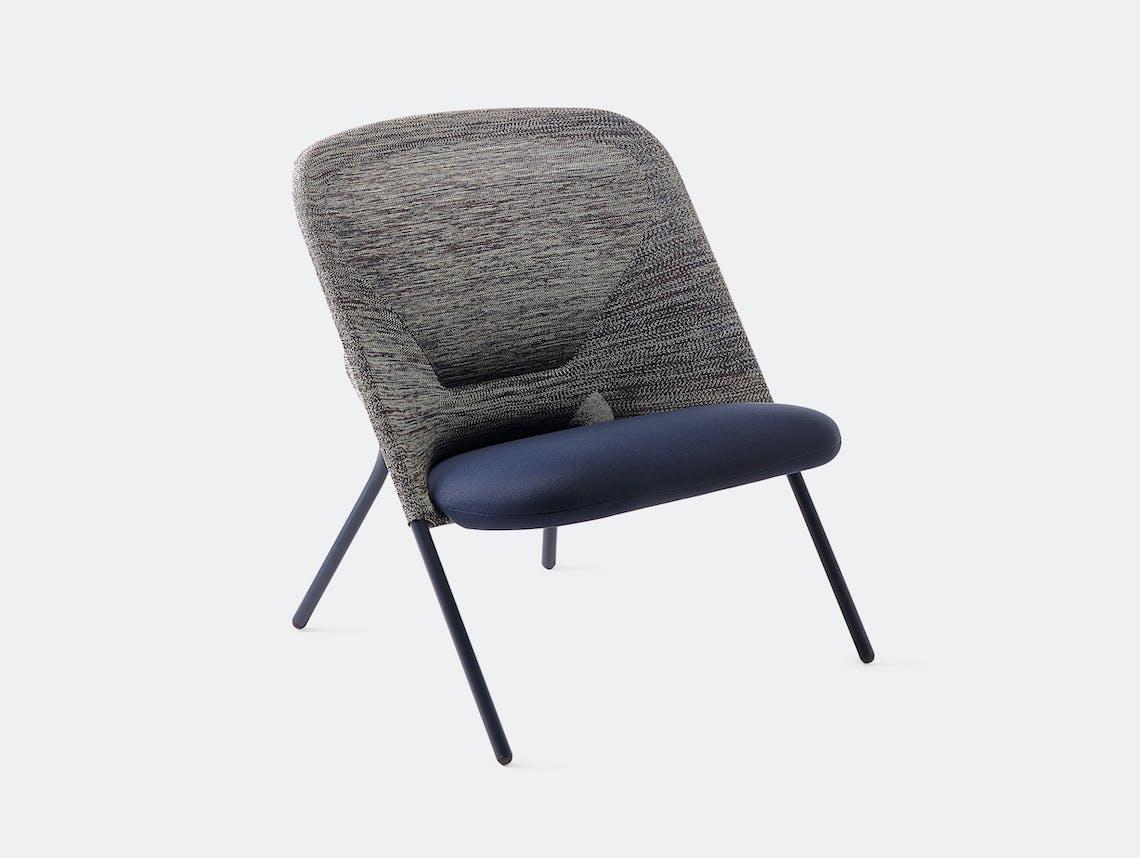 Moooi Shift Lounge Chair Jonas Forsman