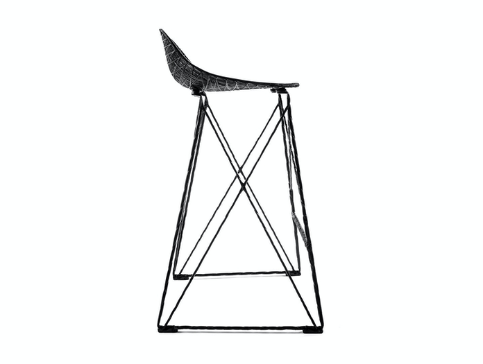 Moooi Carbon Bar Stool Side Bertjan Pot