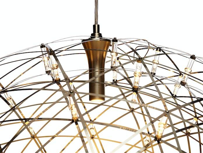Moooi Raimond Dome 79 Suspension Light Detail Raimond Puts