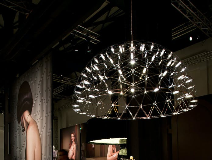 Moooi Raimond Dome 79 Suspension Light Inst Raimond Puts