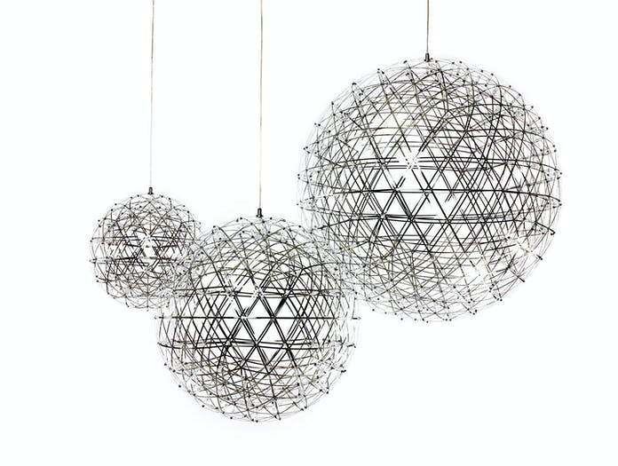 Moooi Raimond Pendant Light Collection Raimond Puts