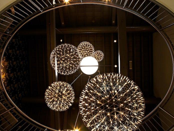 Moooi Raimond Pendant Light Installation Raimond Puts