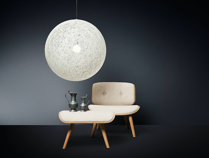 Moooi Random Pendant Light White Set Bertjan Pot