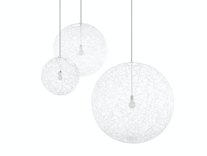 Moooi Random Pendant Lights White Bertjan Pot