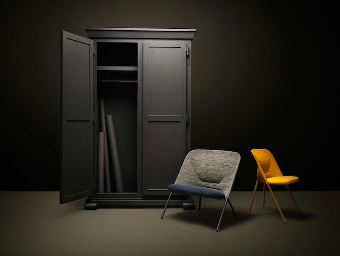Moooi Shift Folding Chairs Jonas Forsman