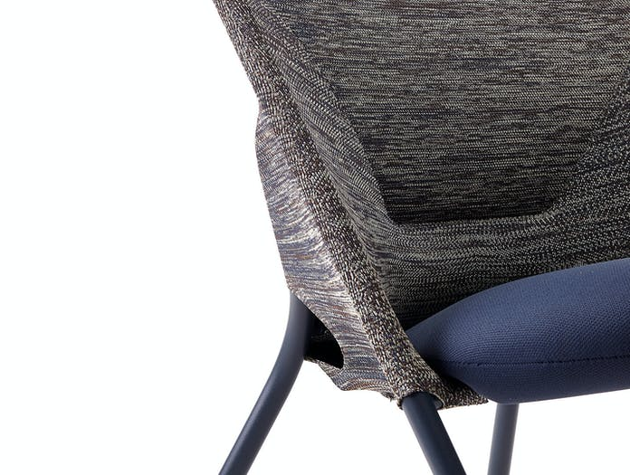 Moooi Shift Folding Lounge Chair Detail Jonas Forsman