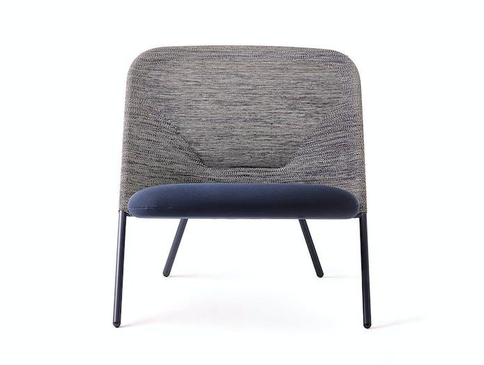Moooi Shift Folding Lounge Chair Front Jonas Forsman