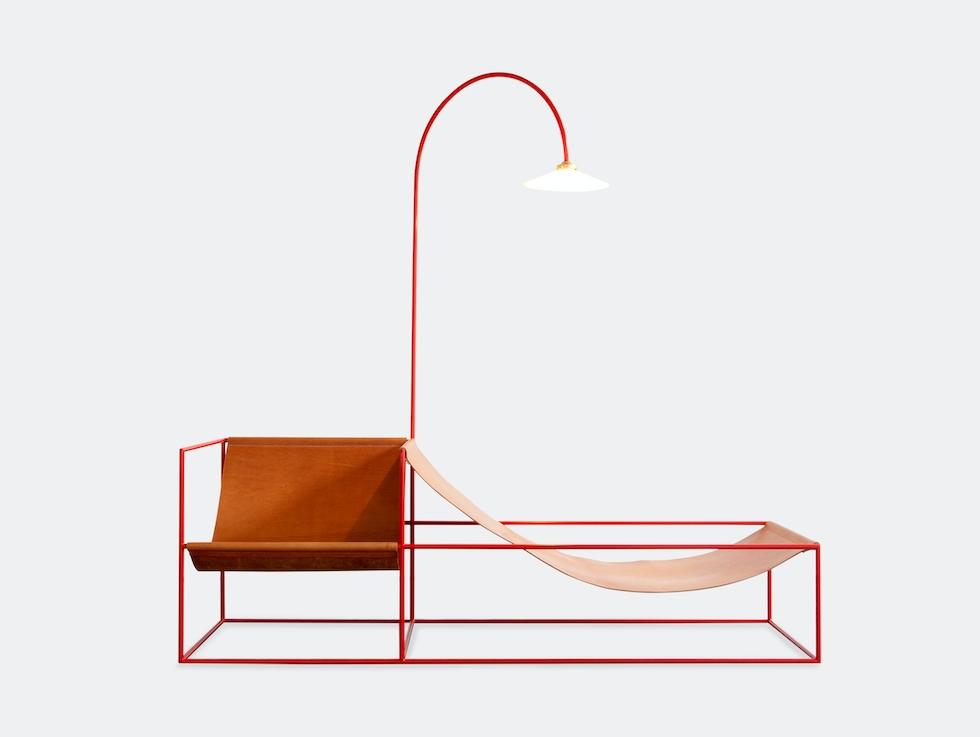 Duo Seat + Lamp image