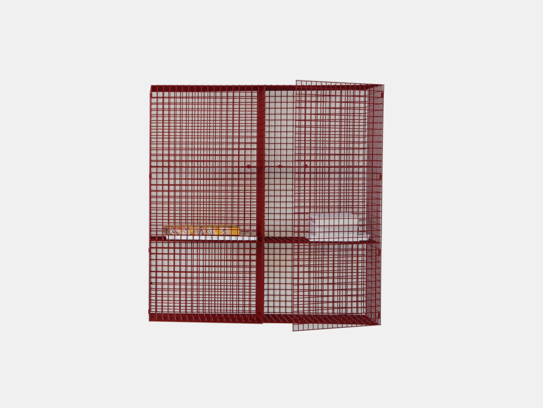 Mvs wire box cs 2 red
