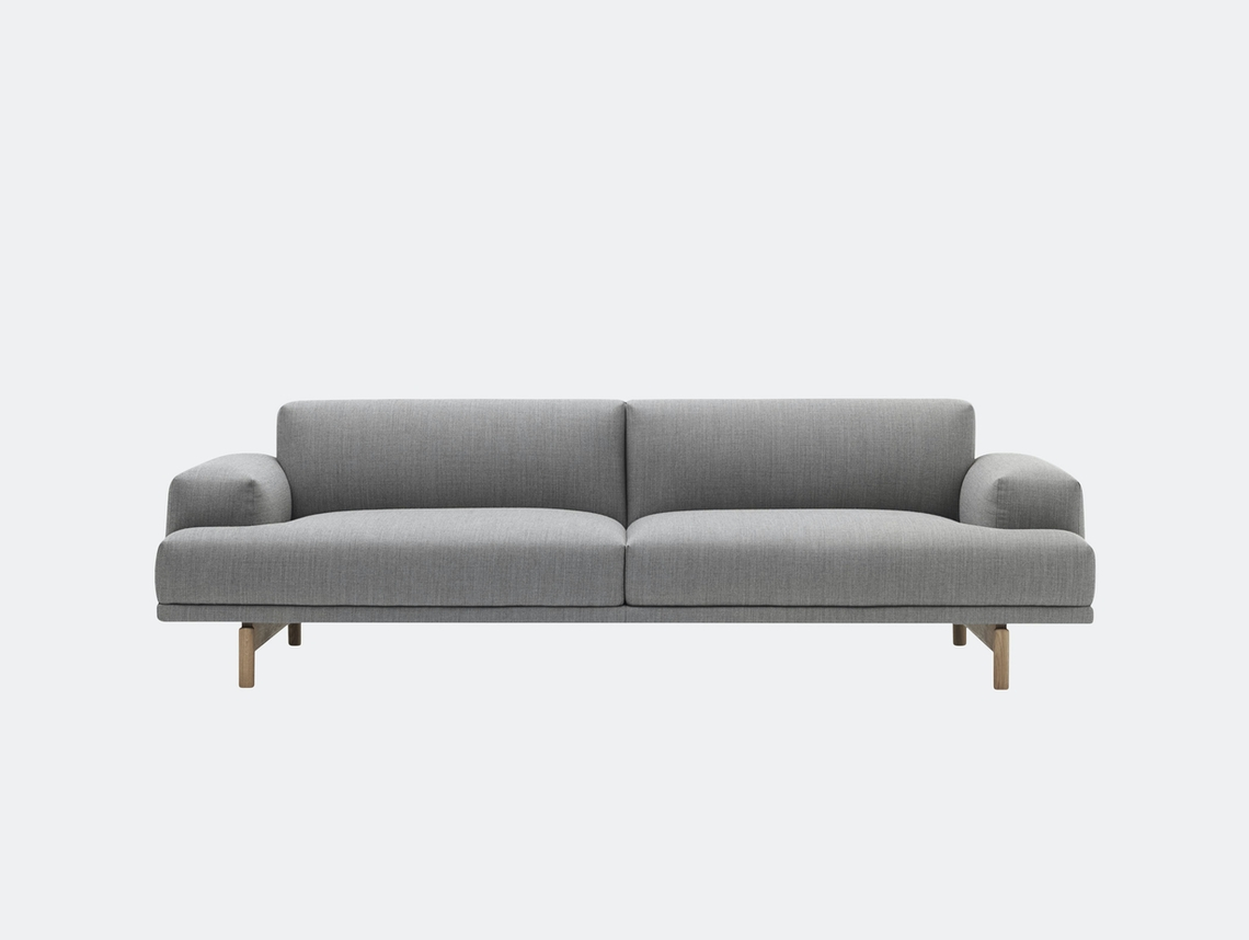 Menu Compose Sofa 3 Seater Fiord 151 Anderssen Voll