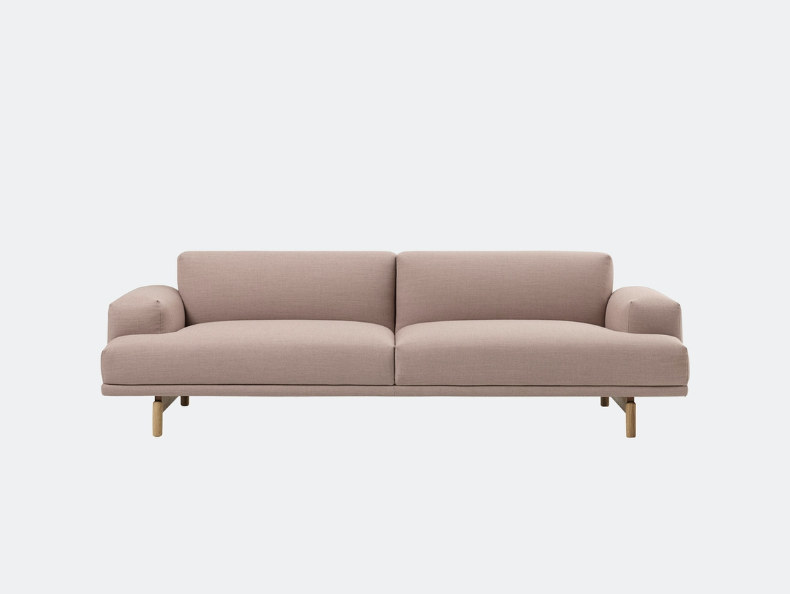 Menu Compose Sofa 3 Seater Fiord 551 Anderssen Voll