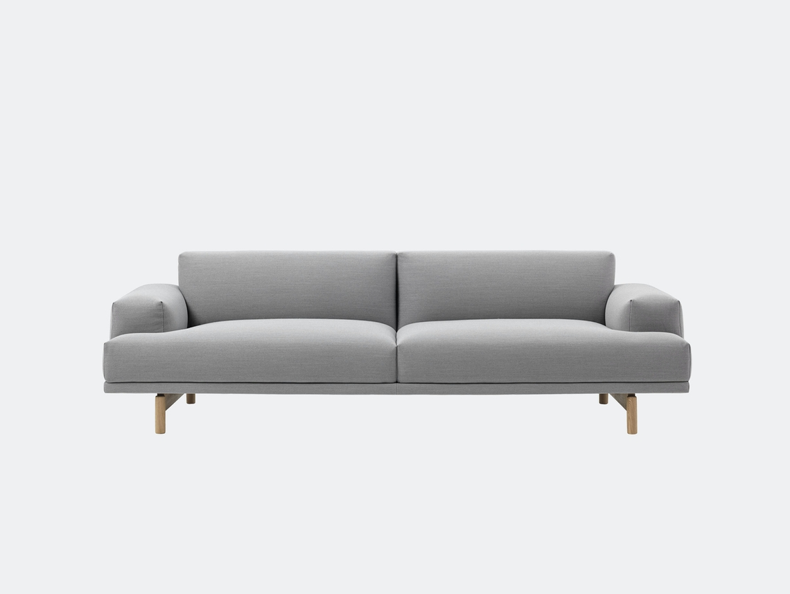 Menu Compose Sofa 3 Seater Steelcut Trio 133 Anderssen Voll