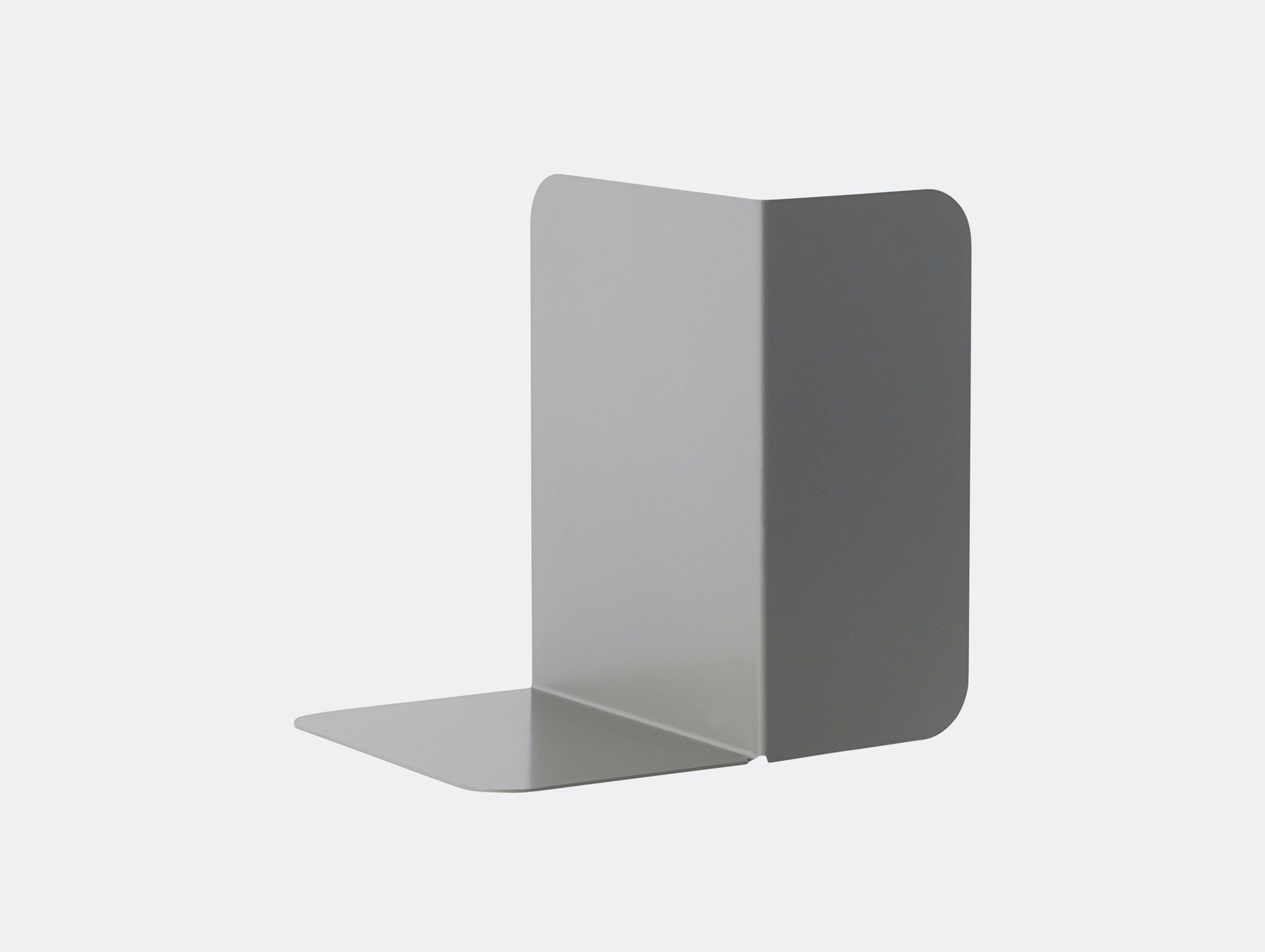 Muuto Compile Bookend Grey Cecilie Manz