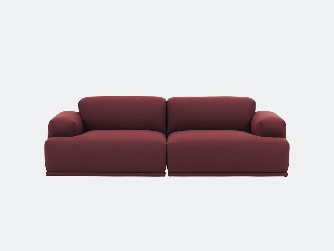 Muuto Connect 2 Seater Sofa Rime Anderssen Voll