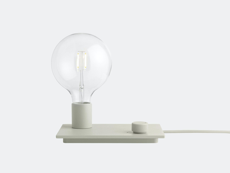 Muuto Control Light Grey Taf Studio