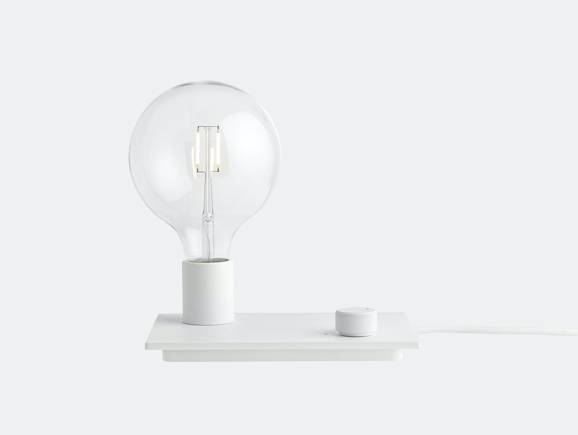 Muuto Control Light White Taf Studio