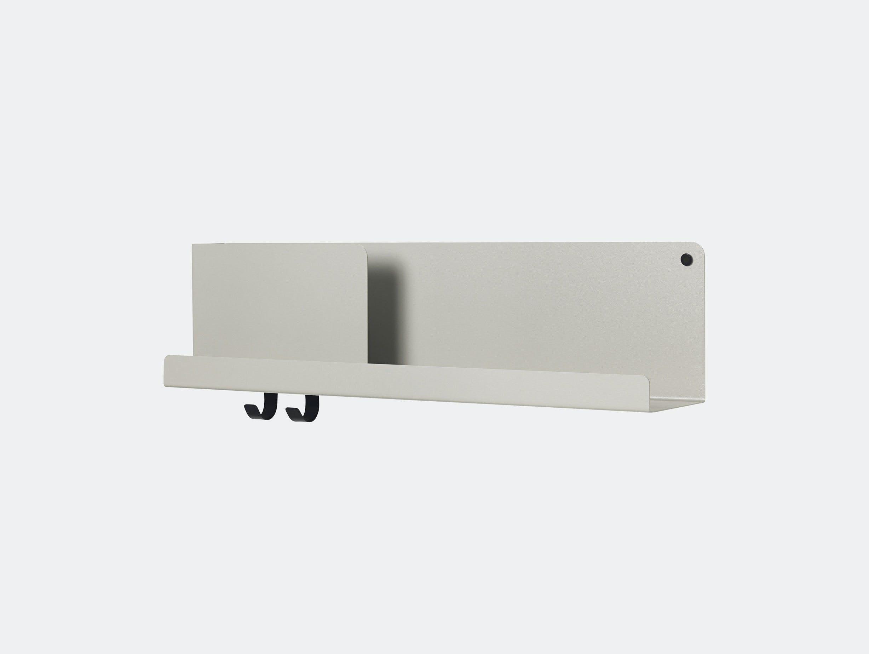 Muuto Folded Shelf Medium Grey Johan Van Hengel
