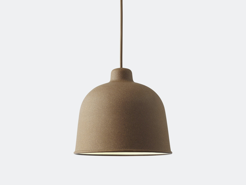 Muuto Grain Pendant Lamp Nature Jens Fager