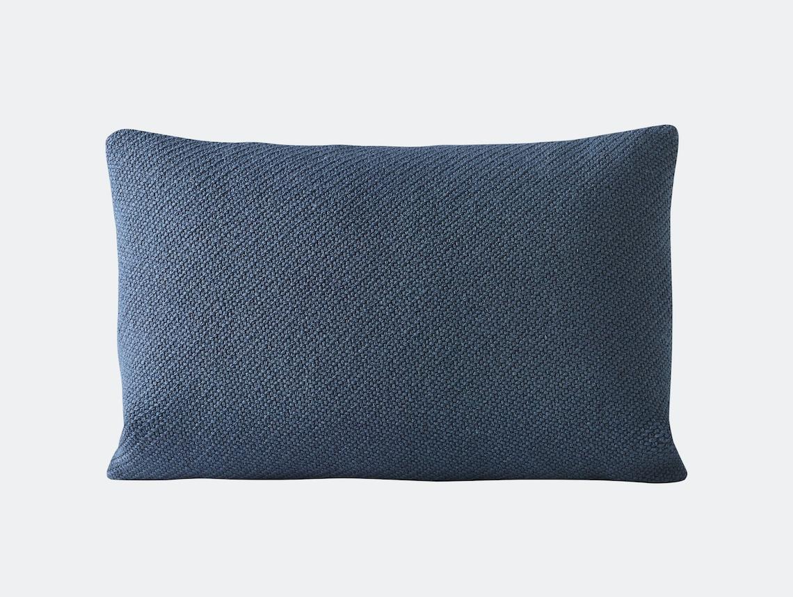 Muuto Mingle Cushion 40X60 Blue Thomas Bentzen