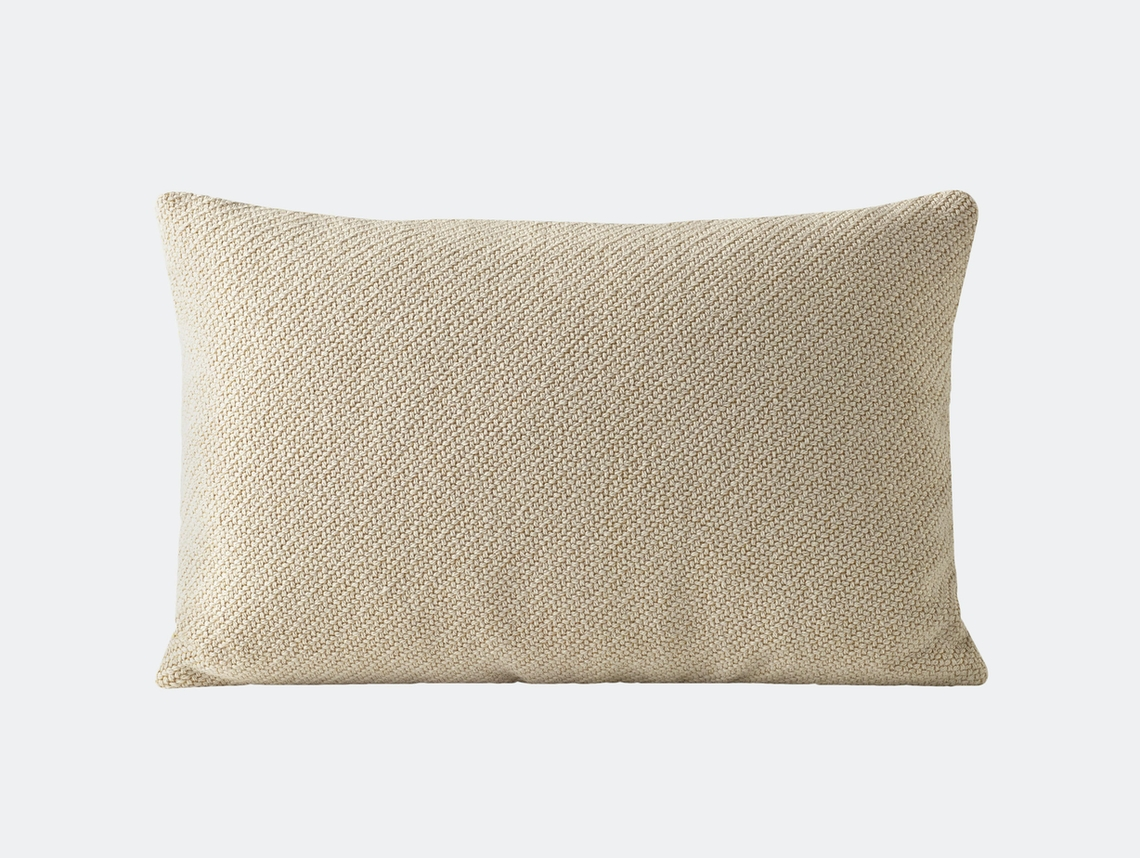 Muuto Mingle Cushion 40X60 Yellow Thomas Bentzen