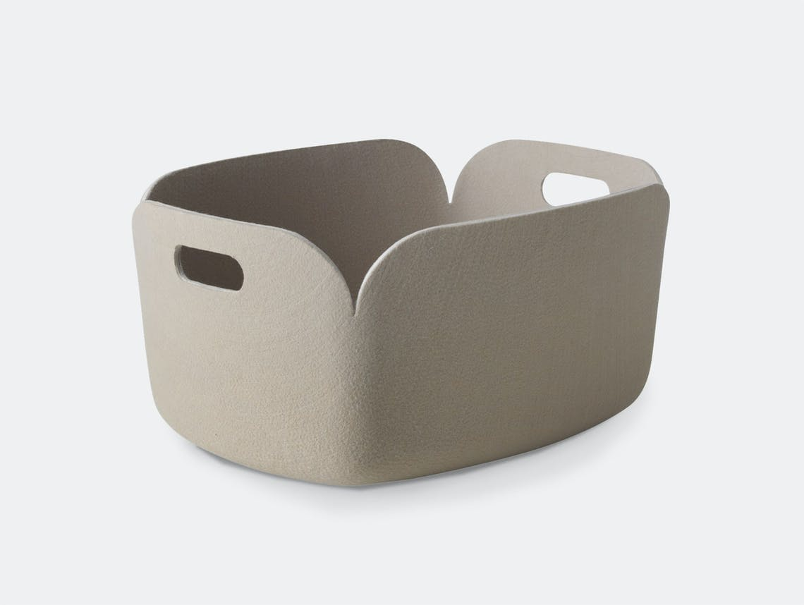 Muuto Restore Basket sand