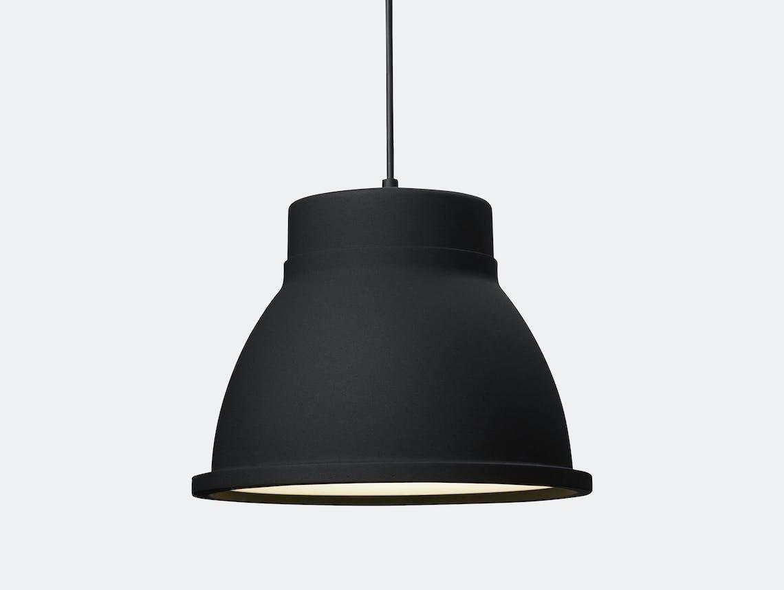 Muuto Studio Lamp Black Thomas Bernstrand