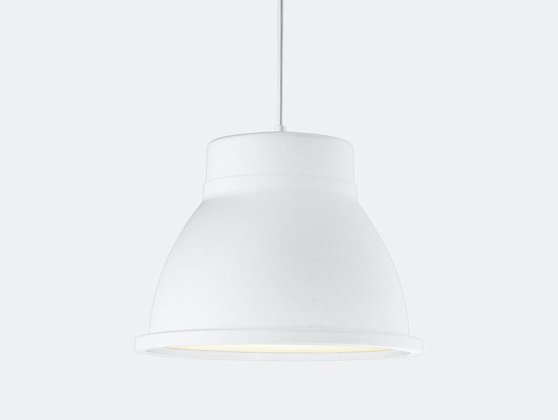 Muuto Studio Lamp White Thomas Bernstrand