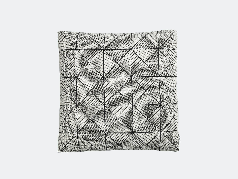 Muuto Tile Cushion Black White Anderssen Voll