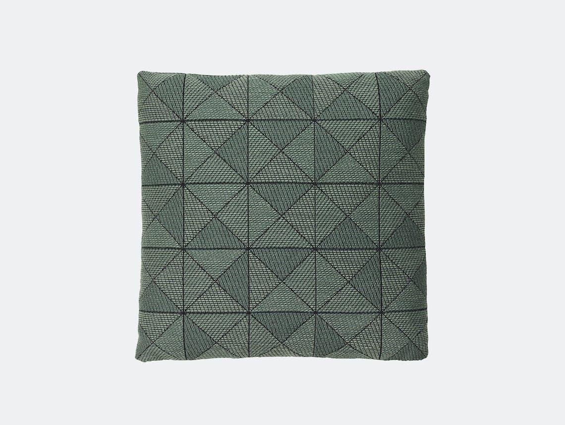 Muuto Tile Cushion Green Anderssen Voll