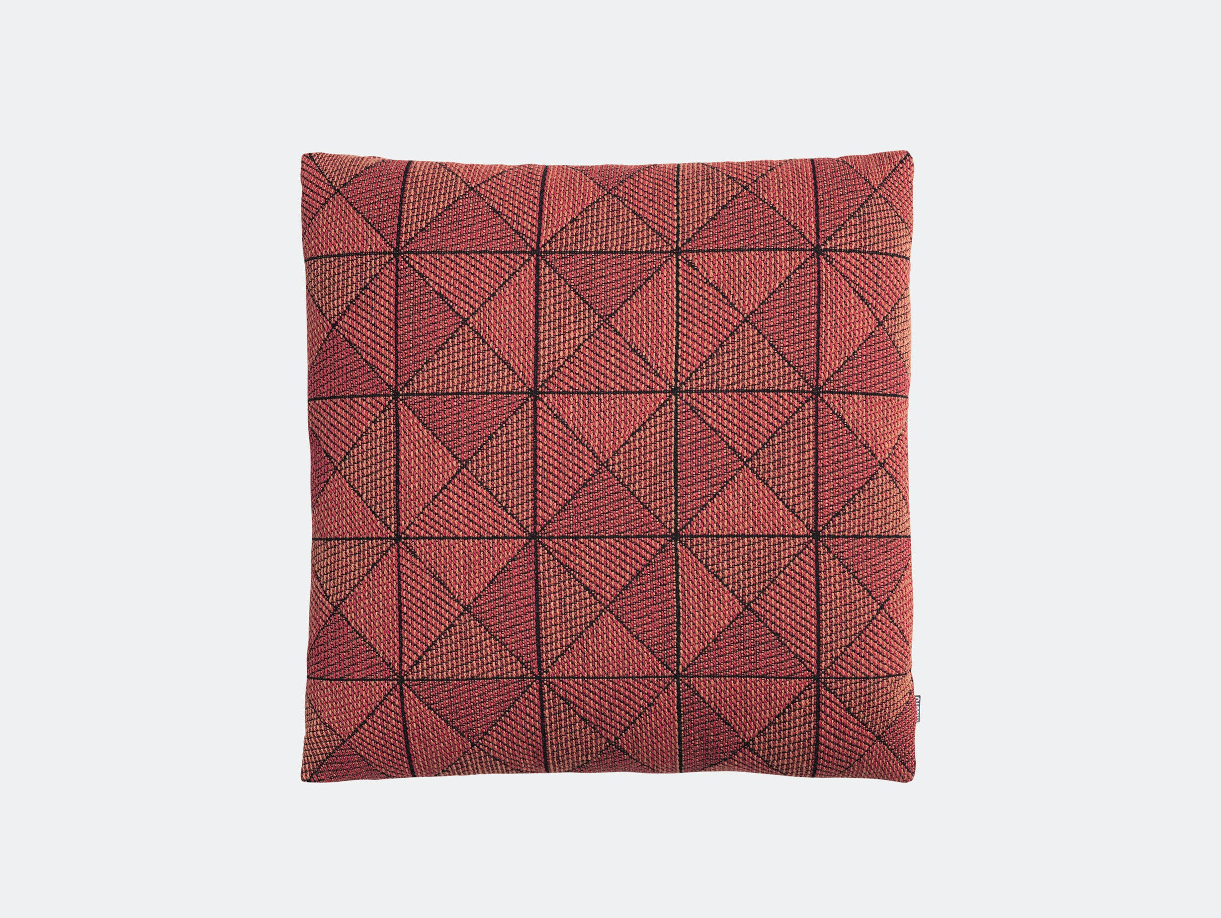 Muuto Tile Cushion Red Anderssen Voll