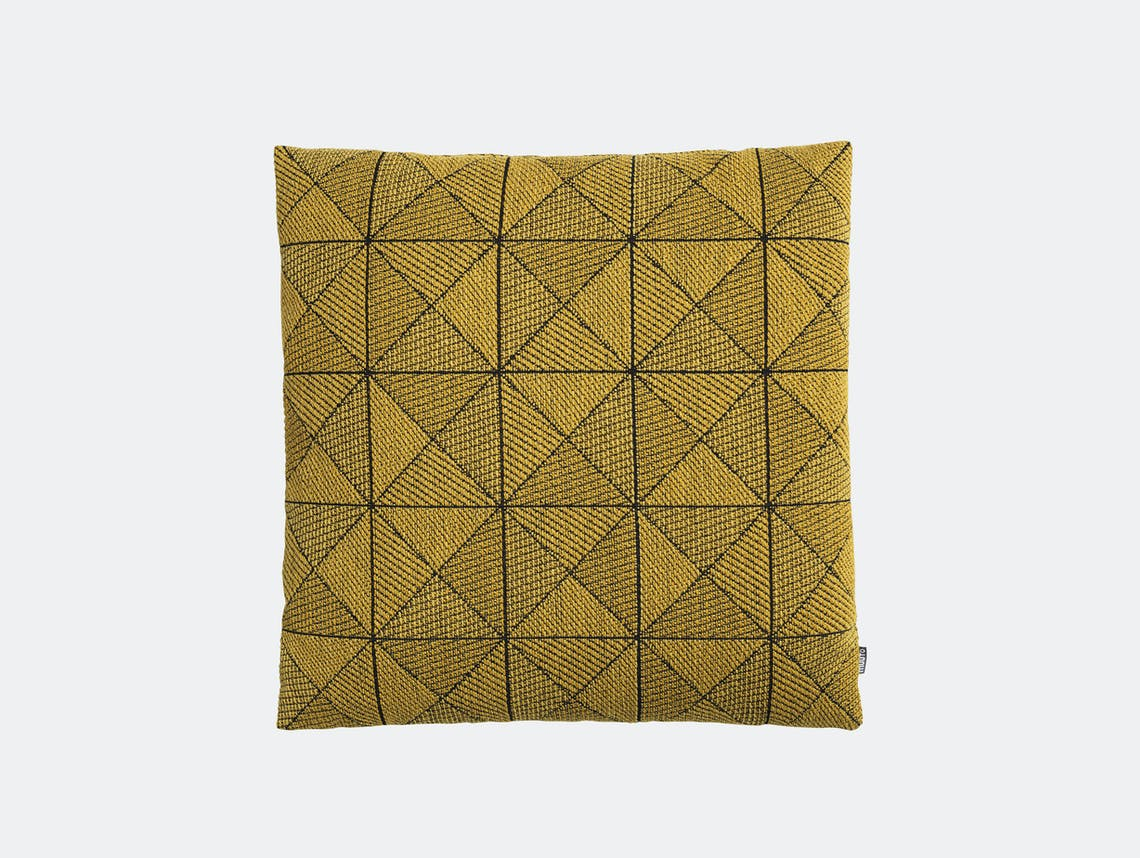 Muuto Tile Cushion Yellow Anderssen Voll