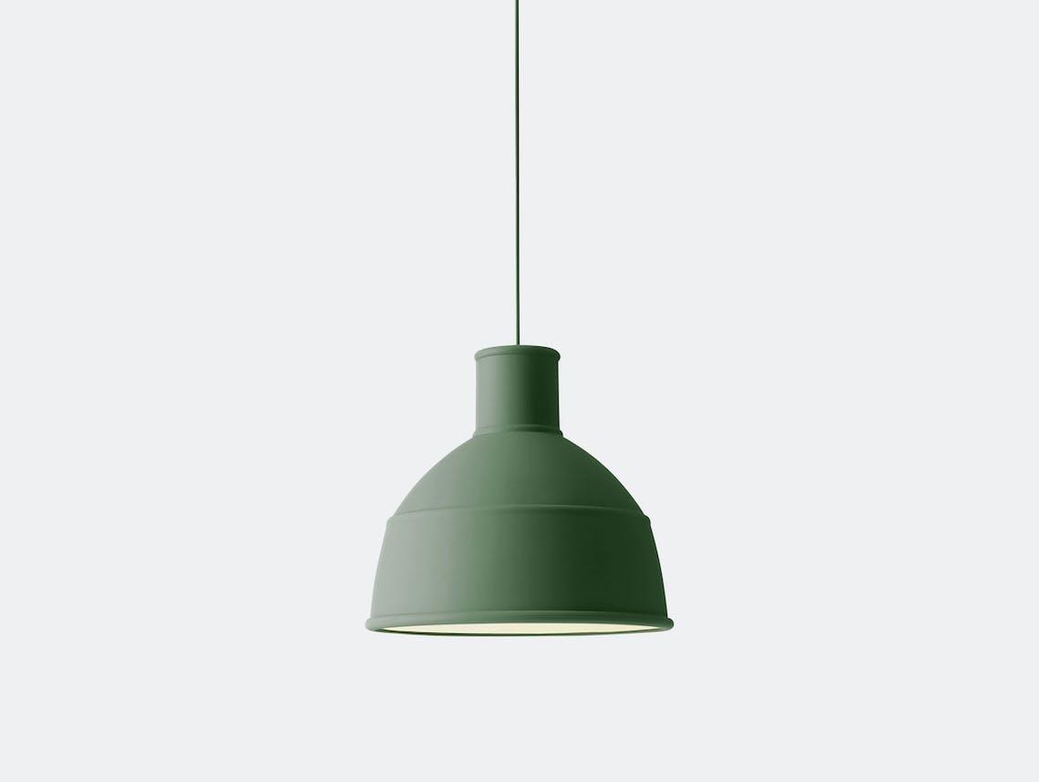 Muuto Unfold Pendant Lamp Green Form Us With Love