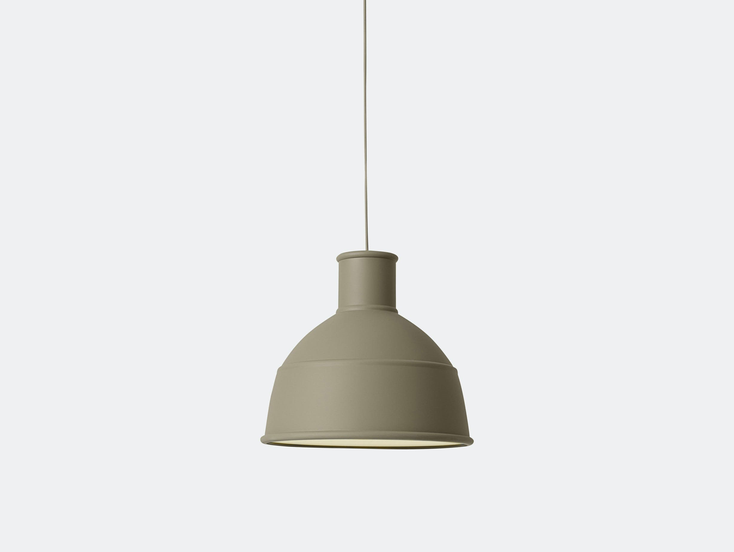 Muuto Unfold Pendant Lamp Olive Form Us With Love