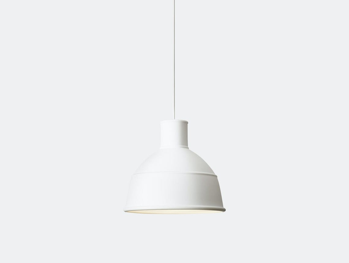 Muuto Unfold Pendant Lamp White Form Us With Love